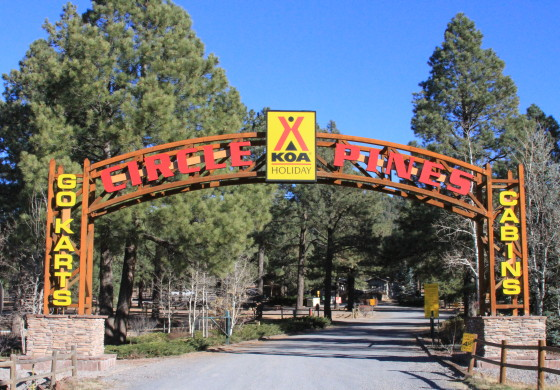 Bell Family Continues Growth of Campground Business with Purchase of Williams / Circle Pines KOA